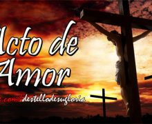 Video Devocional – Acto de Amor