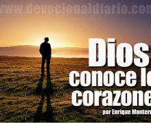 Dios conoce los corazones – Enrique Monterroza