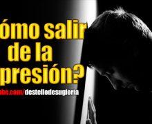 Video Devocional – ¿Cómo salir de la depresión?