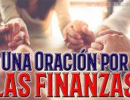 Video Devocional – Una Oración por las Finanzas