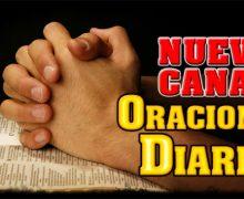 Oraciones Diarias – Nuevo Canal – Suscribete