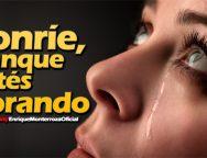 Devocional en Video: Sonríe aunque estés llorando