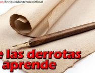 Video Devocional – De las derrotas se aprende