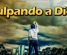 Video Devocional – Culpando a Dios