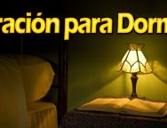 Oración para antes de Dormir – Video