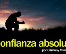 Confianza absoluta – Osmany Cruz Ferrer