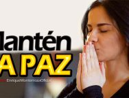 Mantén la Paz – Video Devocional