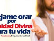 Déjame orar por ti, por Sanidad Divina
